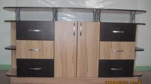 Naujosios akmenės baldai komoda